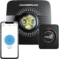 Chamberlain Group myQ Smart Garage Door Opener Chamberlain
