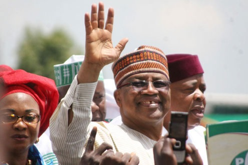 Bello expresses joy as IBB returns from Germany
