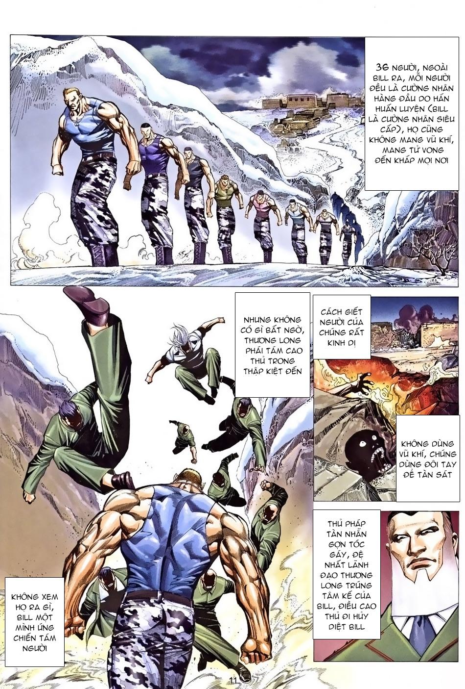 Xích Trụ Phạn Đường chap 24 - Trang 9