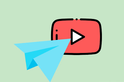 Cara download video youtube melalui bot telegram