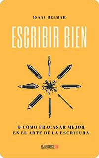 Libro sobre escritura de Isaac Belmar