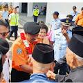 Kepala BNPP Kunjungan Kerja Ke Pulau Terdepan Disambut Sekda Kabupaten Natuna .