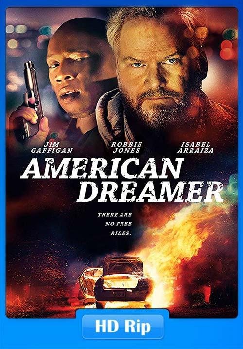 American Dreamer 2018 720p WEB-DL Hindi Dual Audio x264   480p 300MB   100MB HEVC Poster