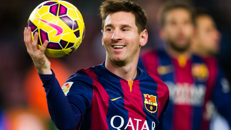 Lionel Messi Bisa Sulap Sepak Bola Jadi Mudah