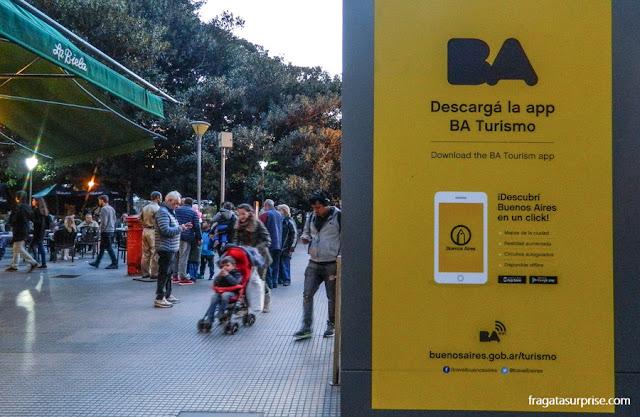 Centro de Atendimento ao Turista, Recoleta, Buenos Aires, Argentina
