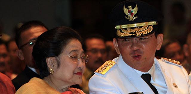 Akibat Ceroboh Dukung Ahok, Suara PDIP dipastikan Rontok