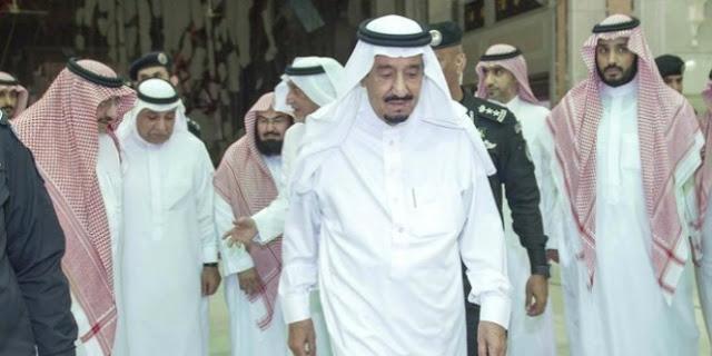 Banyak Yang Tidak Tahu, Ternyata Raja Salman Memiliki 3 Istri Dan Anak Yang Banyak, Ini Nama-Namanya