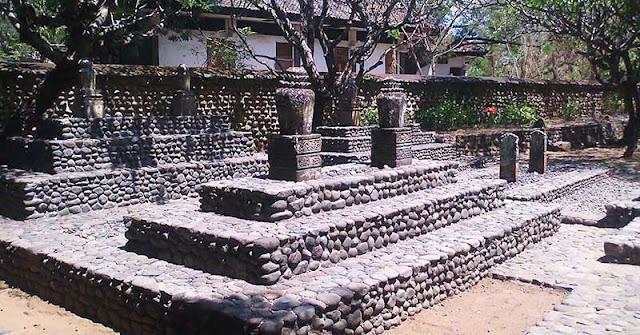 tempat mistis di lombok - makam selaparang