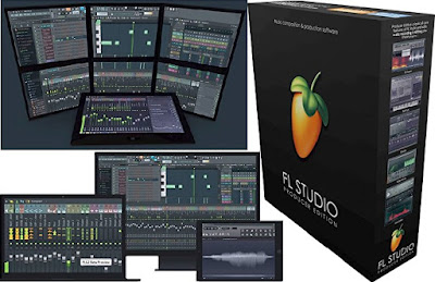 FL Studio 20: Digital Music-Audio Production Software - Professional Studio Recording App for Mac/Windows - Image Line (Producer Edition)