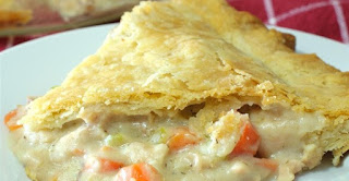 Mom's Chicken Pot Pie Is Perfect For Beginners