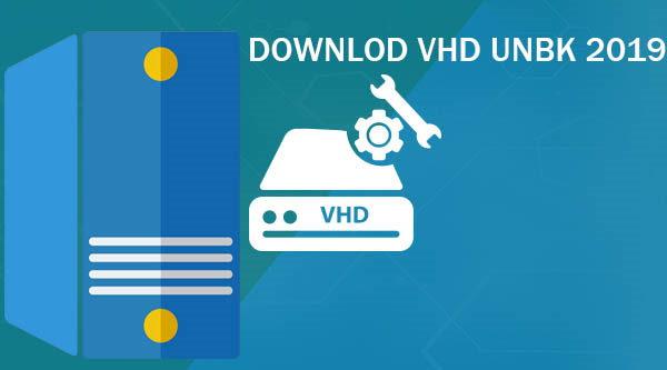 Alternatif Download VHD Simulasi UNBK Fix Pusat Resmi Terbaru 2019
