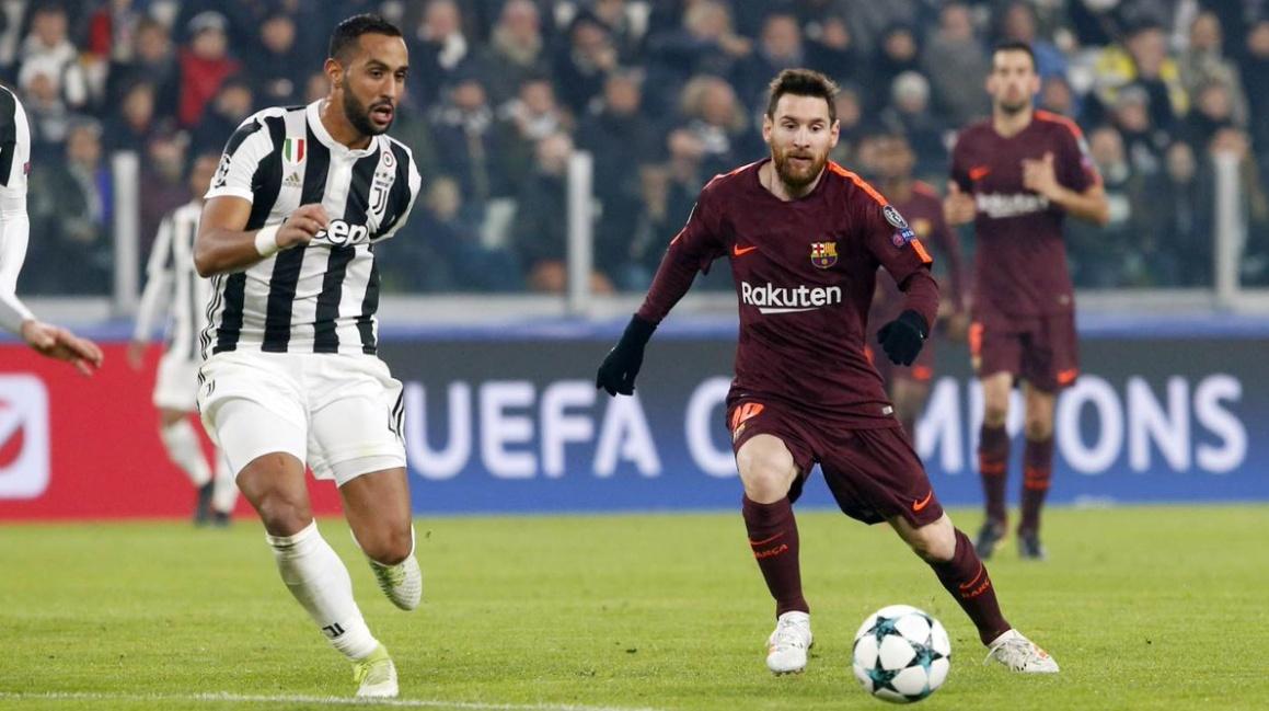 Juventus imbrigliata: 0-0 allo Stadium con il Barcellona | Calcio Champions League