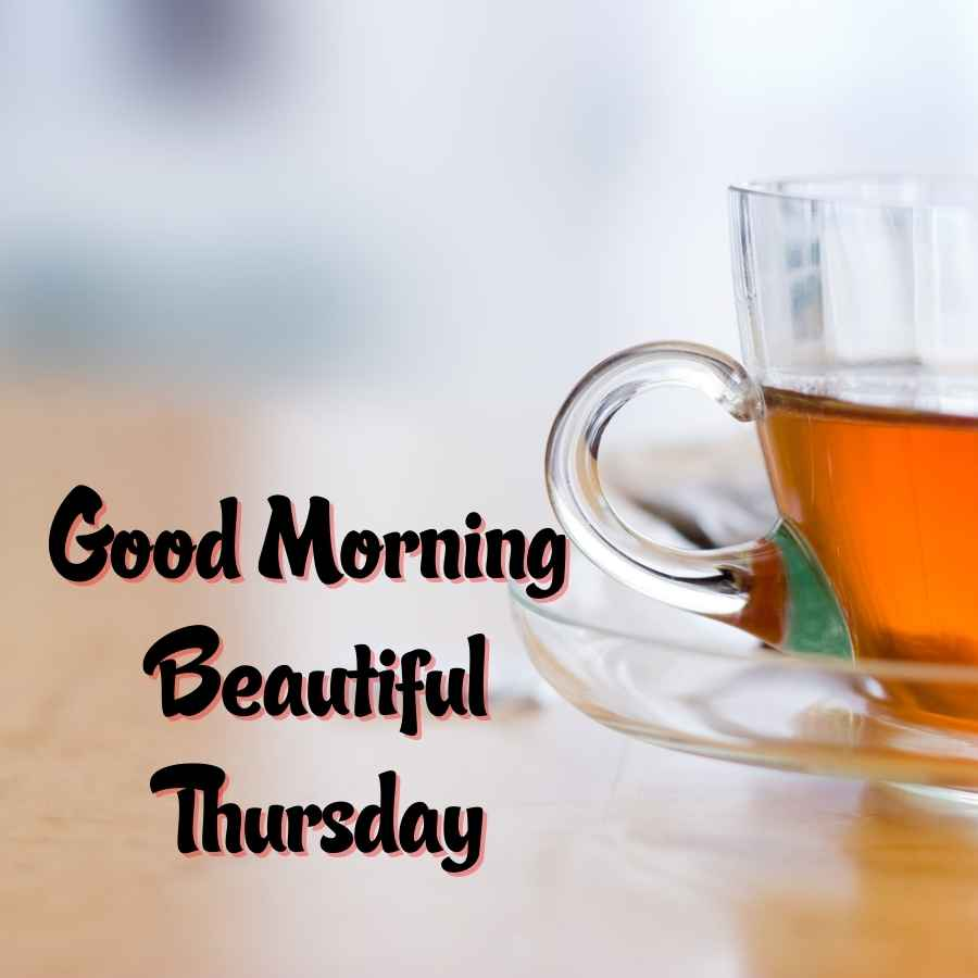 good morning photo thursday