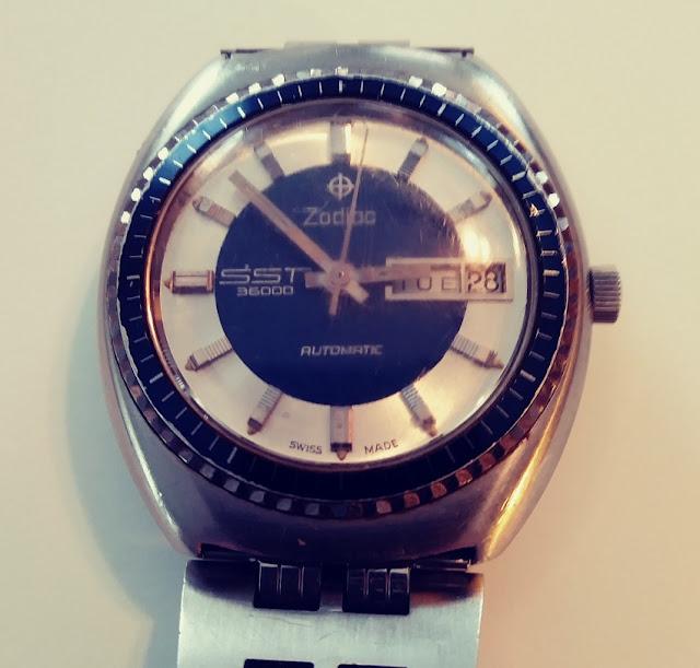 Zodiac Classic Timepiece