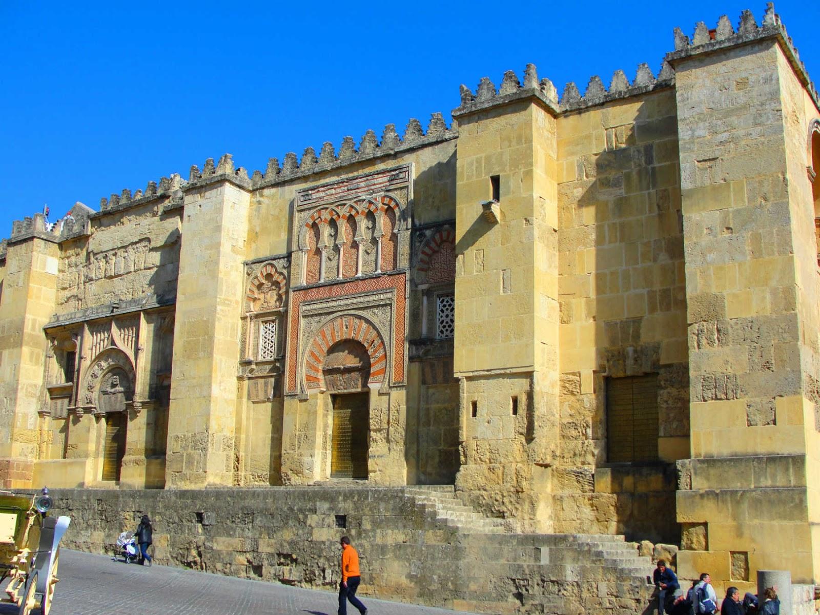 Catedral de Córdoba, Espanha.