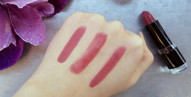 Catrice Instant lipstick mattifier 010 Matt is more ultimate color 340 berry bradshaw review swatch