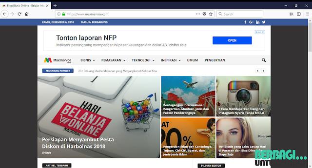10 Blog Terbaik di Indonesia 2018