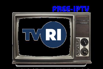 IPTV GRATIS CHANNEL TVRI NASIONAL SEMUA DAERAH UPDATE TERBARU