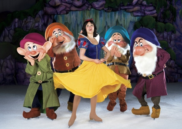 Disney on Ice Snow White and the 7 Dwarfs