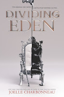 Dividing Eden by Joelle Charbonneau book cover and review