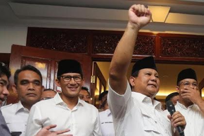 Tak Jadi Presiden, Prabowo Tetap King Maker Handal