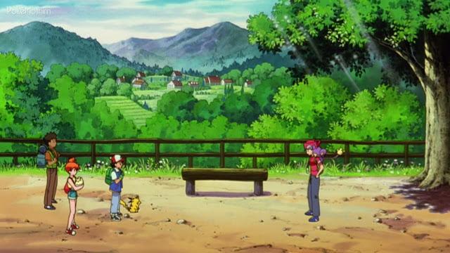 Batalha Ash e Lisa Filme 03