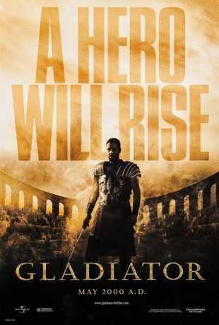 Gladiator 2000 BRRip 720p Dual Audio In Hindi English
