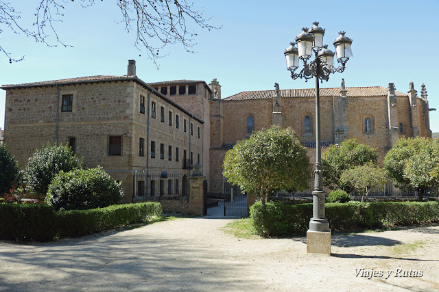Monasterio de Nuestra Señora de los Huertos, Sigüenza