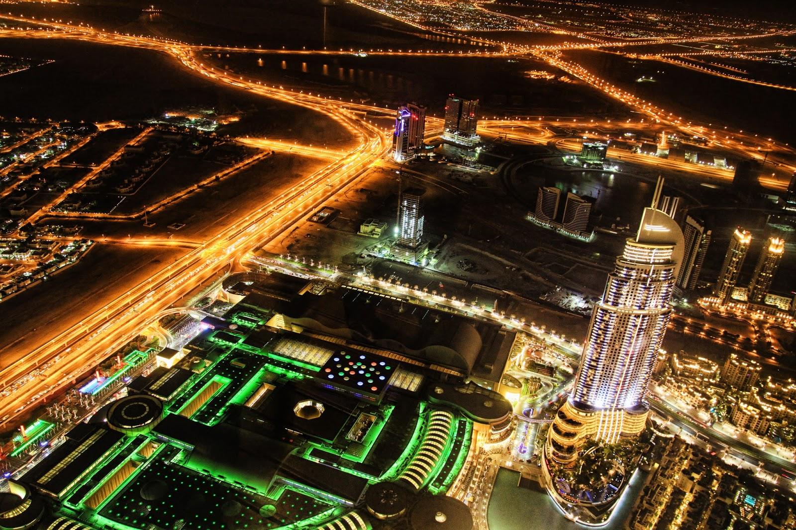 Burj Khalifa View, Dubai