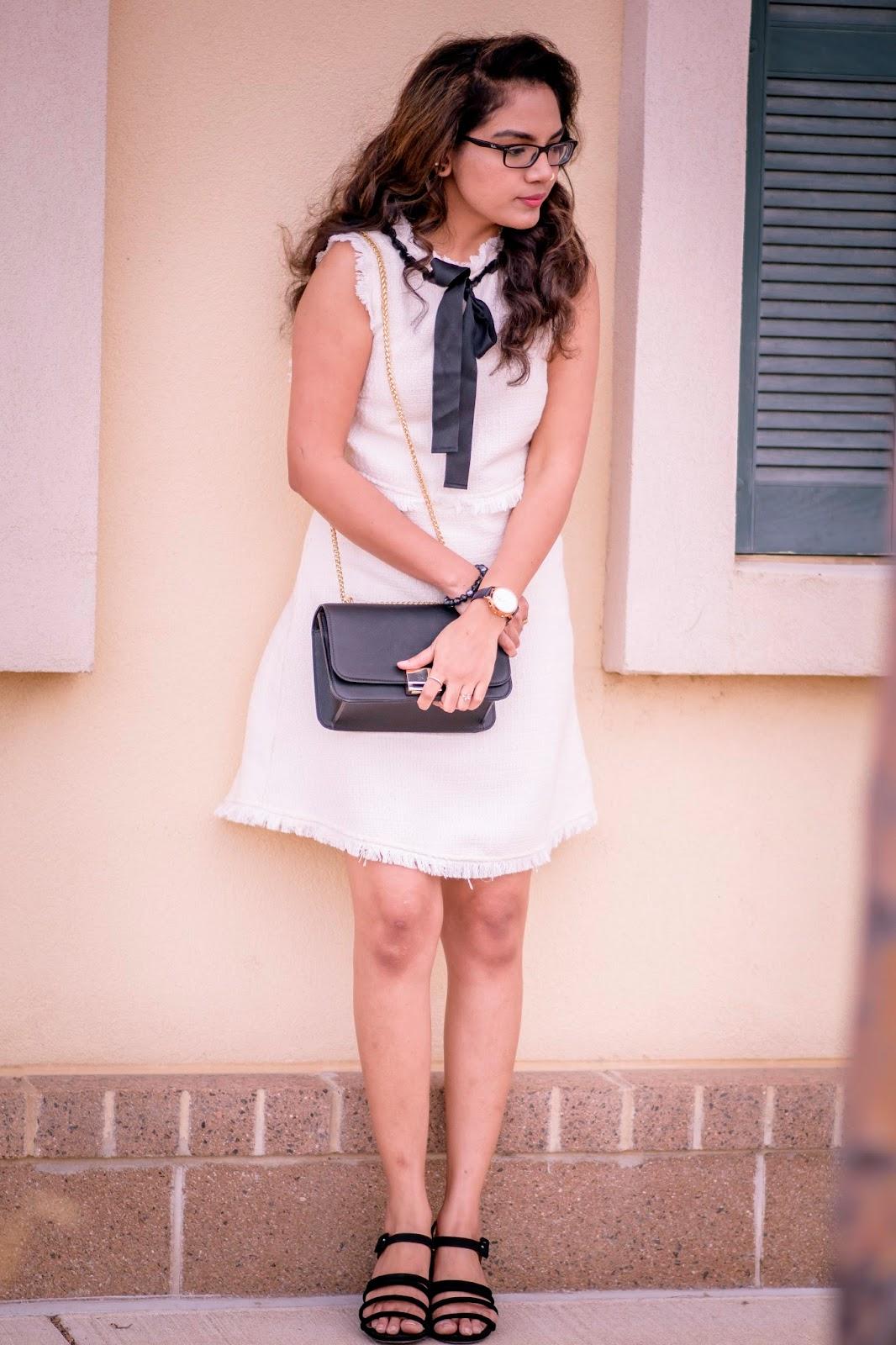 chanel-style-tweed-dress