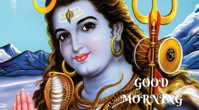 good morning god shiva gif images