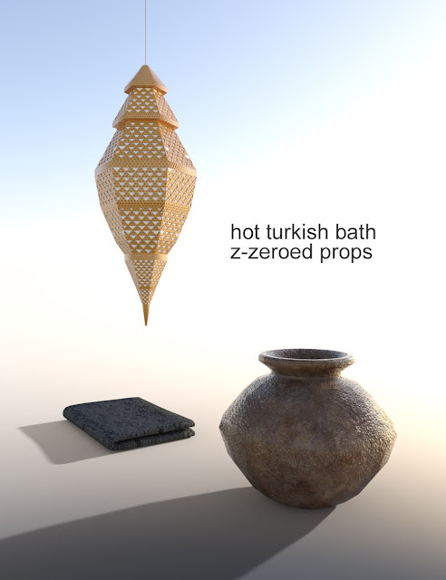 Hot Turkish Bath