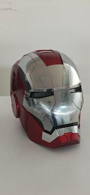 Iron Man MK5 Mask