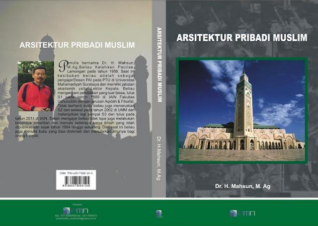 Buku Arsitektur Pribadi Muslim