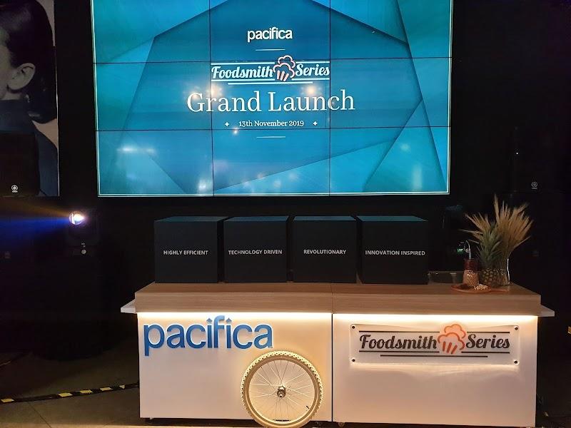Pacifica Memperkenalkan Dua Perkakas Dapur Evolusi Baru Untuk Keluarga dan Rumah Moden