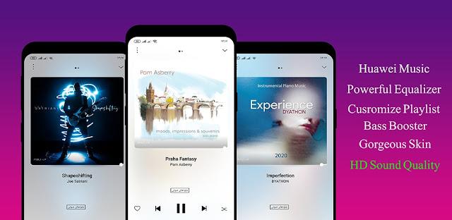 تحميل Huawei Music مشغل الموسيقى الاساسي للاندرويد Huawei Music player تحميل اغاني هواوي برنامج تنزيل اغاني هواوي هواوي أندرويد مشغل MP3 للاندرويد أفضل مشغل موسيقى
