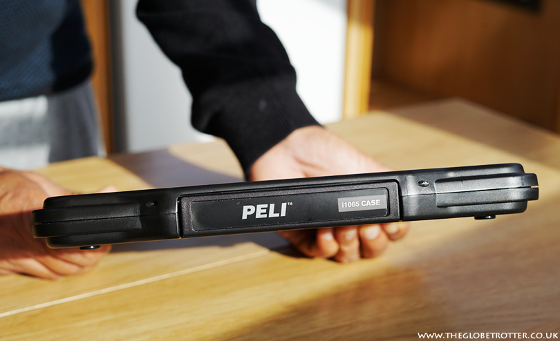 Review of Peli ProGear i1065 iPad Case