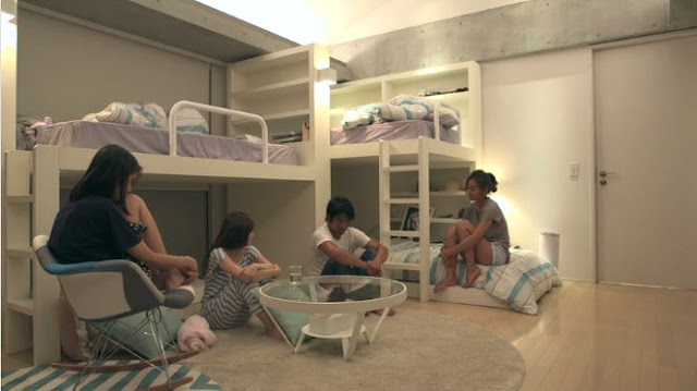 terrace house dortoir