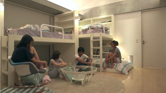 terrace house dortoir
