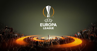 UEFA Europa League,Ajax Amsterdam–AS Roma,Arsenal–SK Slavia Prague,GNK Dinamo Zagreb–Villarreal CF,Granada CF–Manchester United