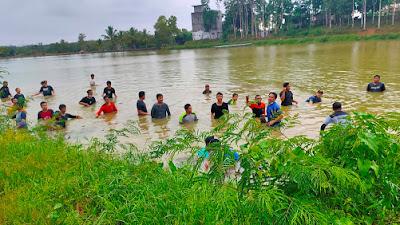 TOT LTC Angkatan I Pemuda Hidayatullah Napak Tilas Empang Monumental