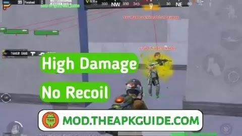 bgmi hack high damadge obb file download