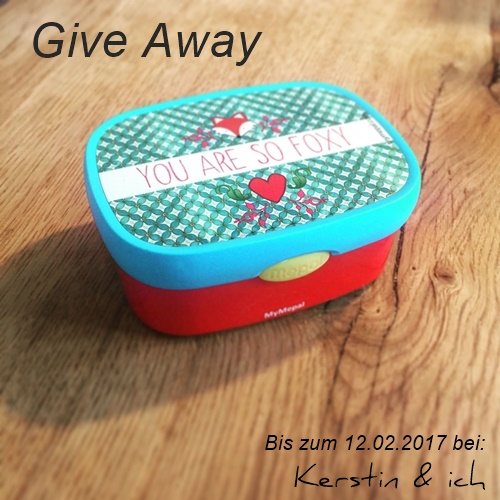 Give Away Brotdose