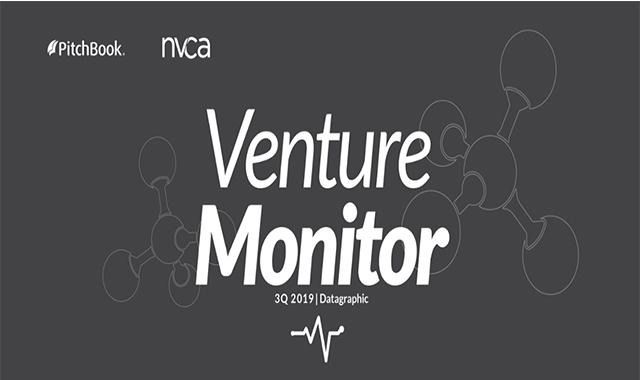 Venture Monitor 3Q 2019 Datagraphic