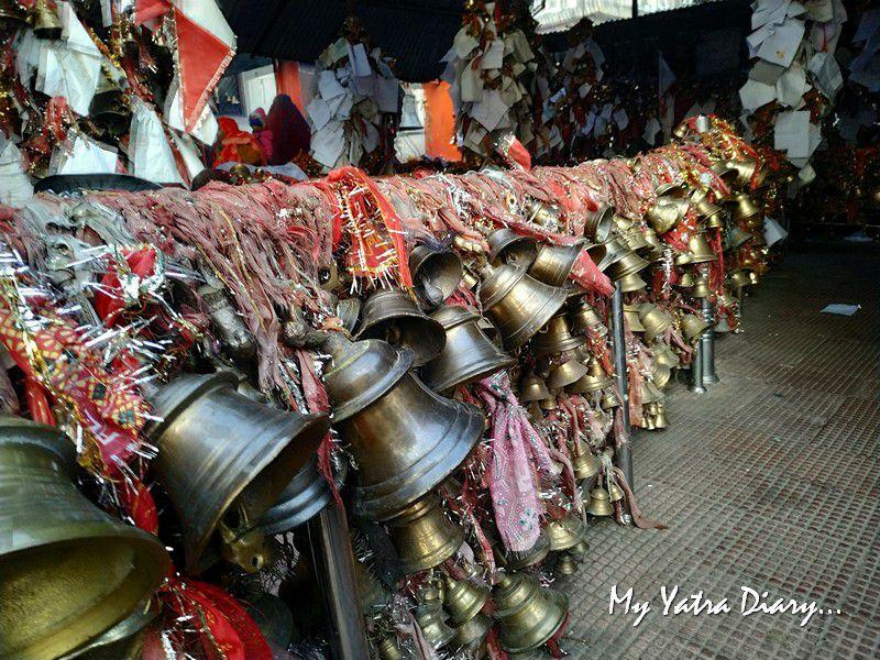 Bells of all sizes at Chitai Golu Devta Temple Almora Uttarakhand