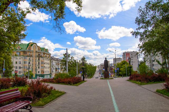 Зеленая линия Пермь