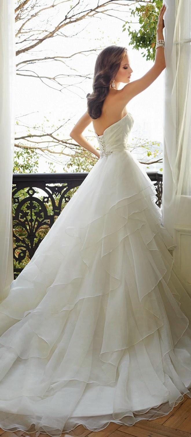 Wedding Dress Shadow Box 49 Stunning Please contact Sophia Tolli