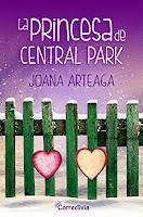 La princesa de Central Park 3, Joana Arteaga