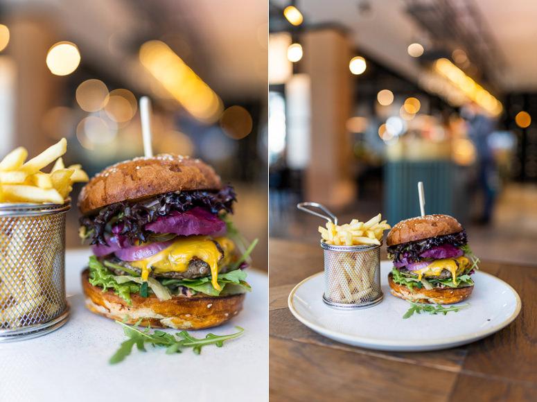 burger wolowy w maslanej bulce krakow