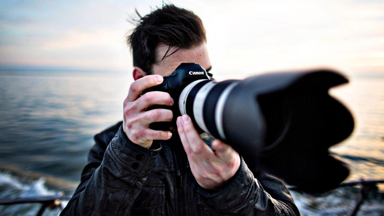 Khóa Học nhiếp ảnh từ cơ bản đến nâng cao